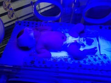 Jackalynn in treatment